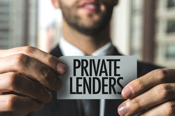 Private Money Lenders in CT